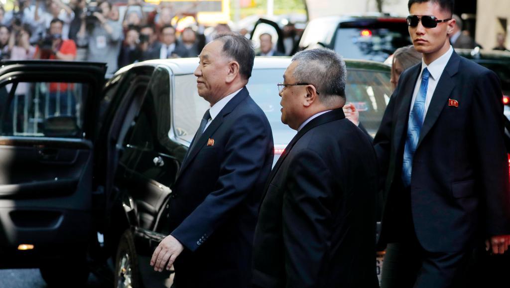 Etats-Unis: un Nord-Coréen à New York pour discuter du sommet Trump-Kim
