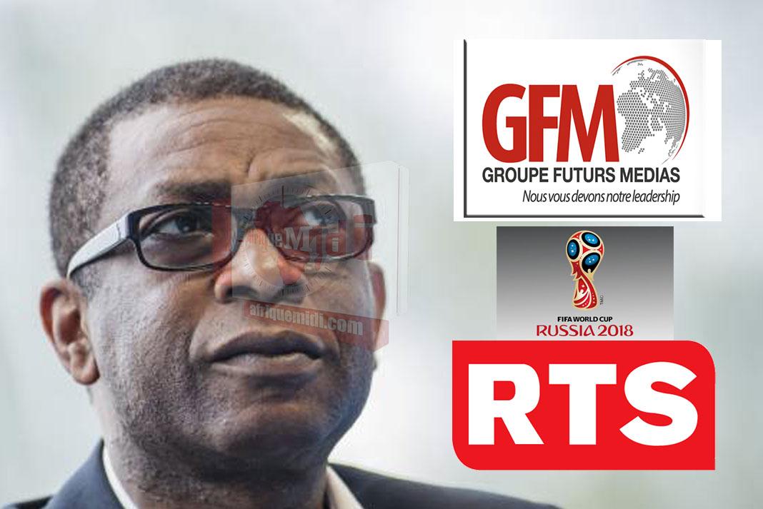 Diffusion de la Coupe du Monde :  Gfm gagne le marché, la Rts annonce une plainte