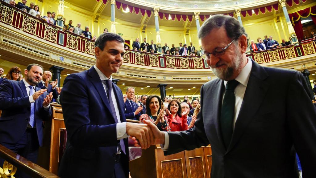 Qui est Pedro Sanchez, le nouveau chef du gouvernement espagnol