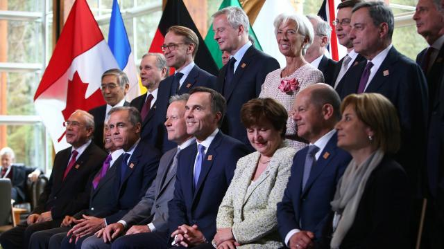 G7: Tensions entre les membres après la réunion ministérielle