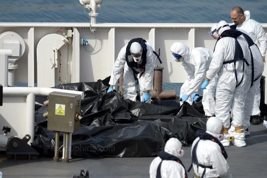 Décès de plus de 35 migrants en Méditerranée
