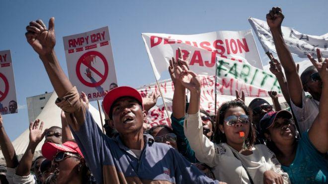 Le premier ministre malgache démissionne