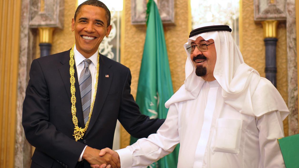  Quand l'Arabie saoudite offrait des valises de bijoux à la délégation d'Obama