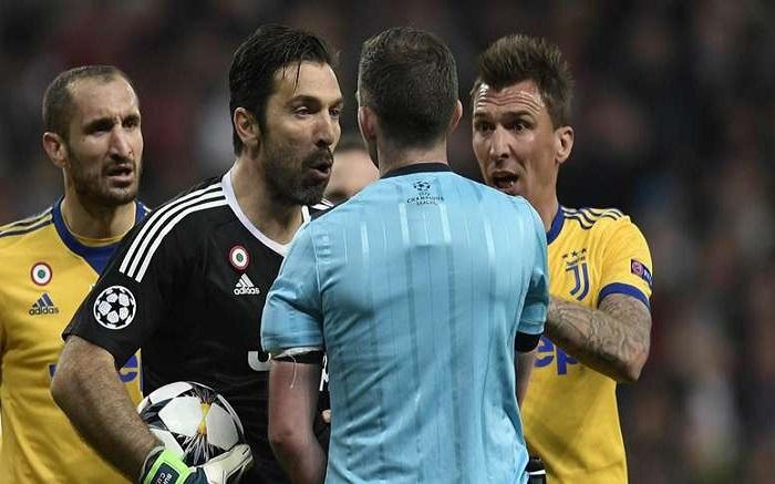 OFFICIEL : Buffon suspendu trois matches pour son carton rouge face au Real