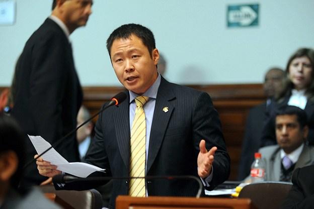 Corruption au Pérou : le fils de Fujimori suspendu de ses fonctions de député
