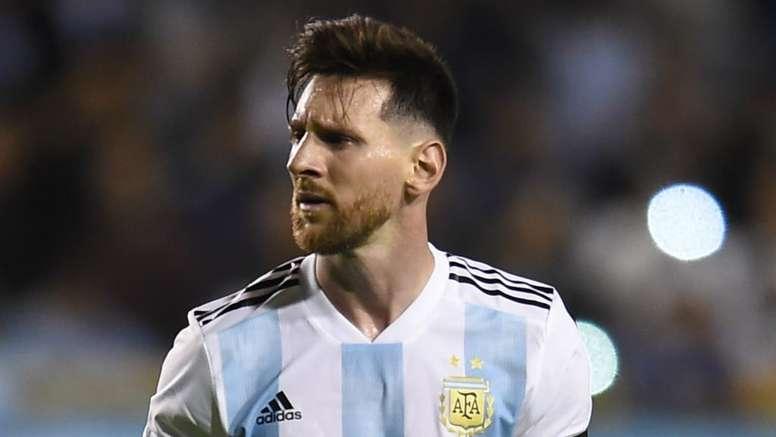Messi cite les grands joueurs de la Coupe du monde sans citer Ronaldo