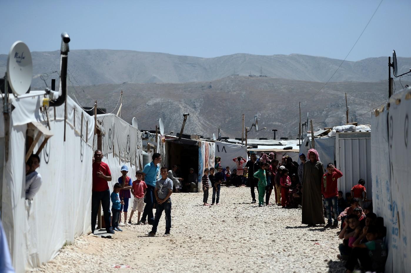 Sort des réfugiés syriens : le Liban s'oppose au HCR