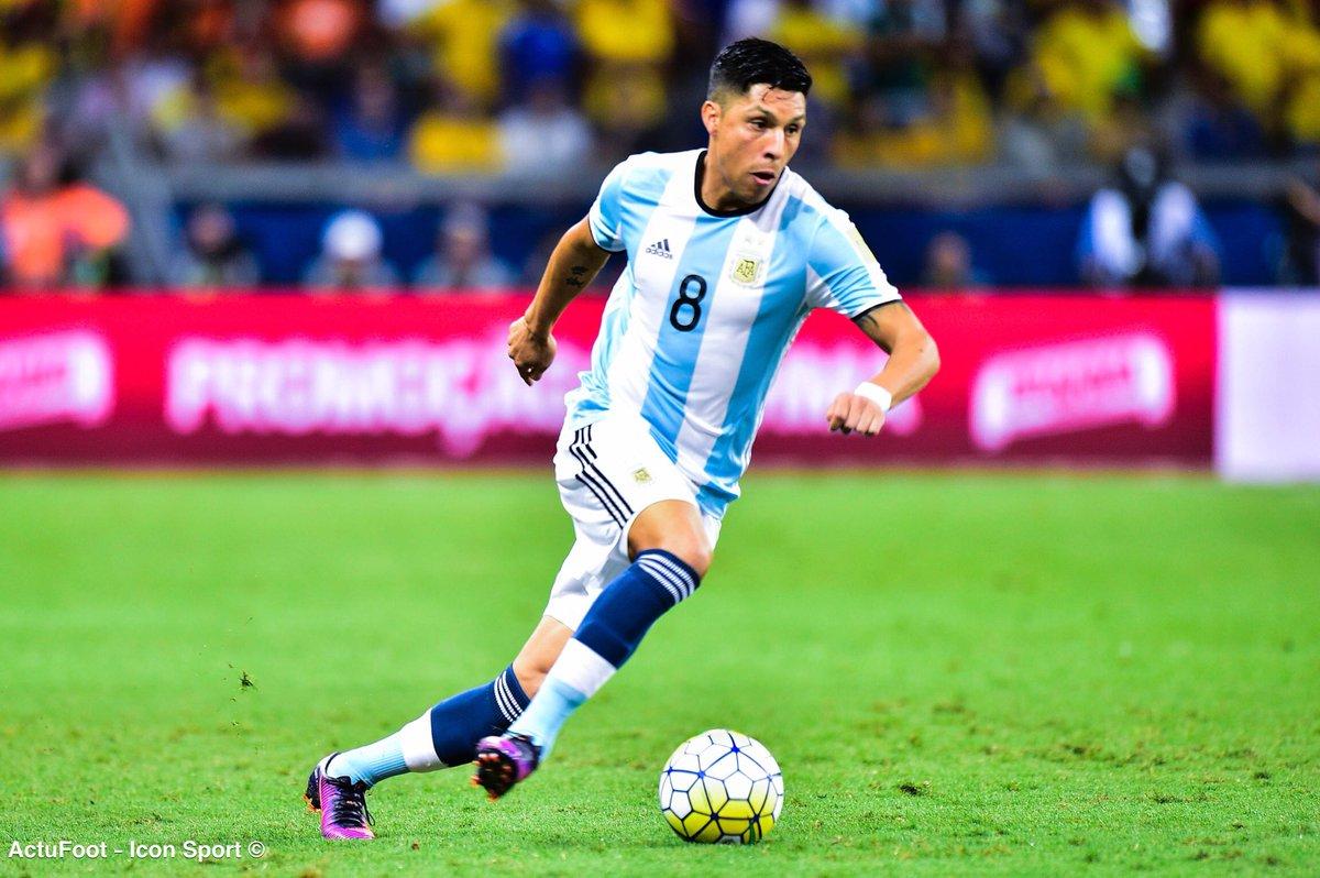 Sélection Argentine : Enzo Perez appelé pour remplacer Lanzini