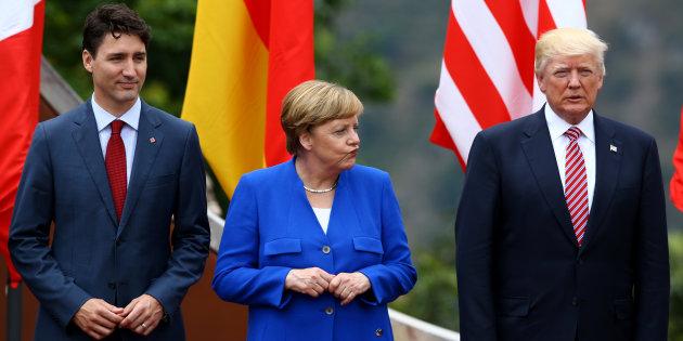 URGENT - Trump annonce sur Twitter qu'il retire son soutien au G7 après...