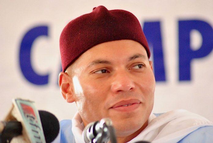 Propos du ministre de la justice sur la candidature de Karim Wade : le Pds réplique