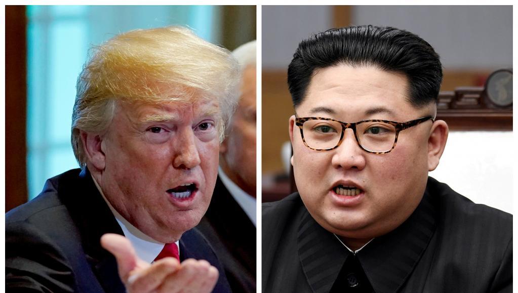 Sommet Trump-Kim: les délégations confrontent déjà leurs positions