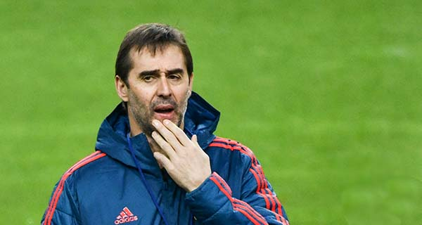Coup de tonnerre : l'Espagne vire son coach Lopetegui à 24 heures du Mondial