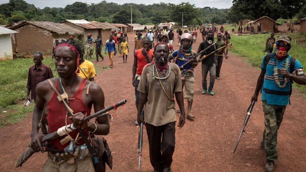 RCA: 38 anti-balakas arrêtés en RDC vont être extradés vers Bangui