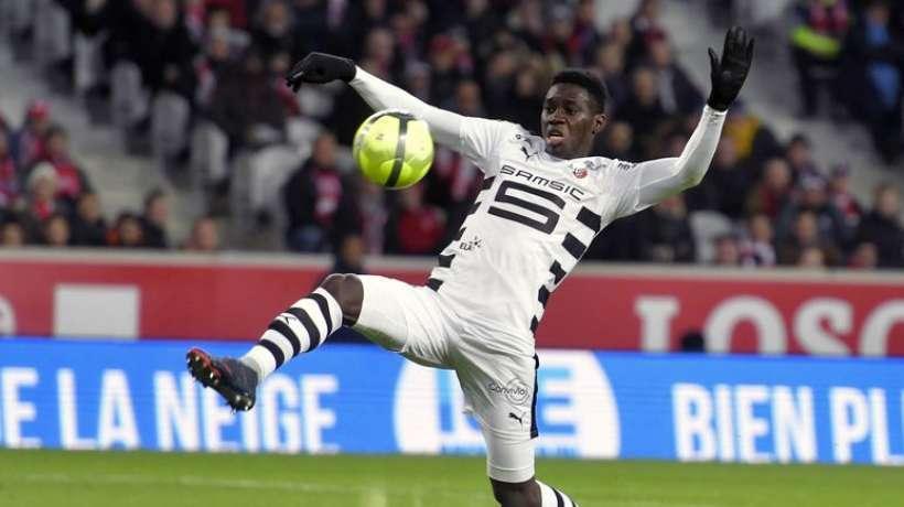 Stade Rennais : le Borussia Dortmund s'attaque à Ismaïla Sarr