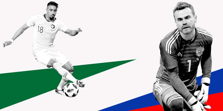 Coupe du Monde 2018 : suivez Russie-Arabie Saoudite en direct