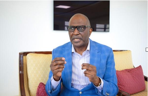 """Babacar Ngom invite Macky à s'inspirer de Trump: """"nous disons le Sénégal d'abord"""""""