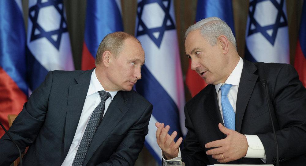 Netanyahu avertit Poutine des mesures israéliennes contre l'Iran en Syrie