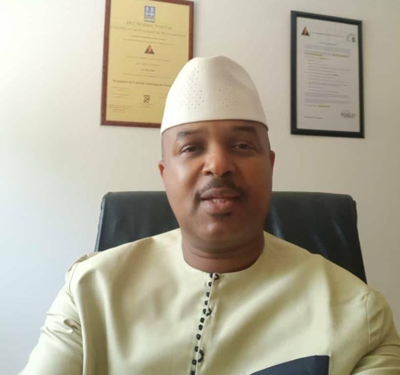Bruno d'ERNEVILLE président du parti de l'action citoyenne (PAC)