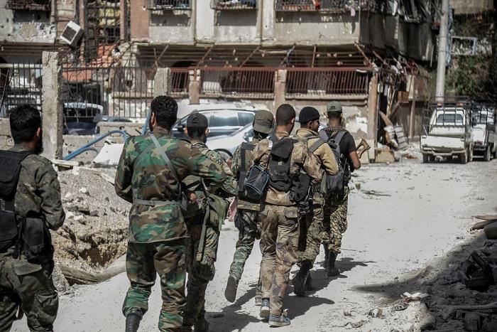Syrie: au moins 52 combattants pro-régime tués dans des frappes aériennes