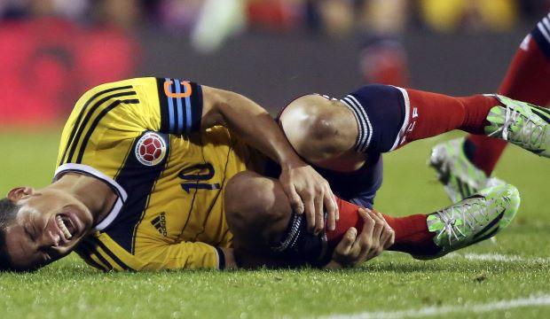 #CM2018 : Colombie-Japon : Jamez Rodriguez ne va pas démarrer le match