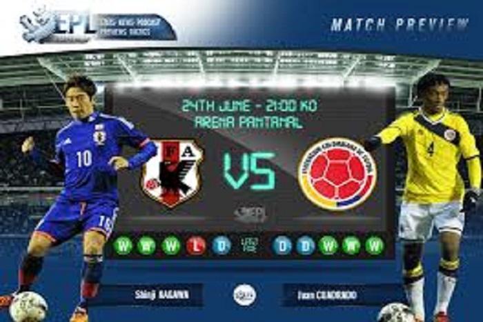 #CM2018 : Mi-temps : la Colombie a égalisé face au Japon (1-1)