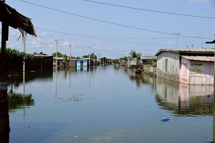 Côte d'Ivoire : 18 morts à Abidjan après des pluies torrentielles