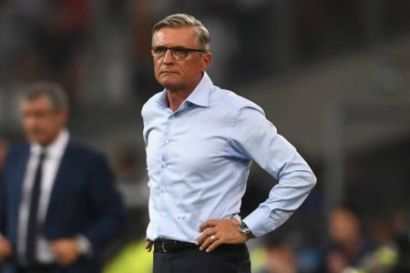 """Adam Nawalka après la défaite contre le Sénégal : """"nous avons manqué d'agressivité face aux..."""""""