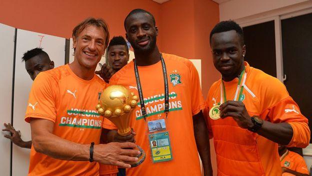 Mondial 2018 : Pourquoi les managers noirs ne sont pas de la fête ?