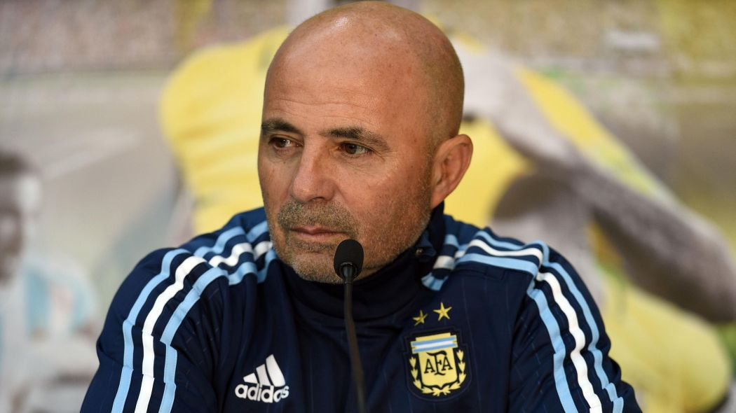 Argentine : la réaction de Sampaoli