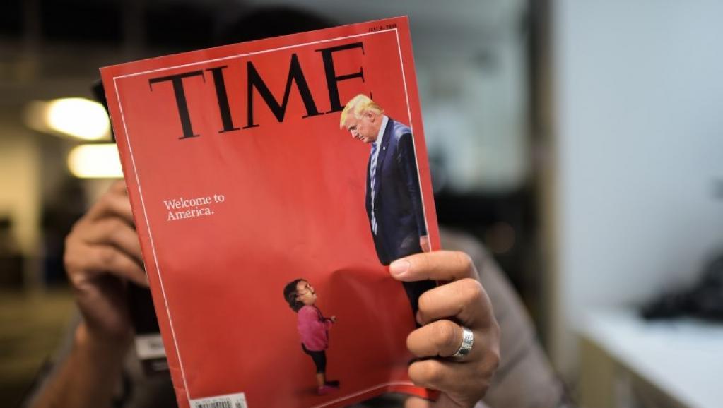 Etats-Unis: des photos d'enfants supposés séparés de leurs parents sont fausses
