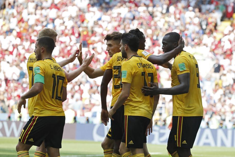 Mondial 2018 : la Tunisie écrasée et éliminée par la Belgique (5-2)