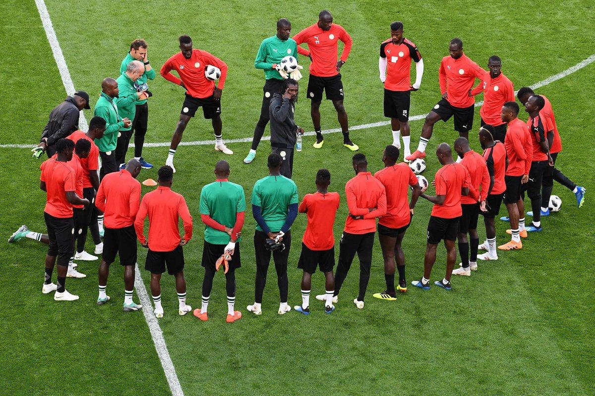 Le Onze probable du Sénégal contre le Japon... avec PAN et sans Mame Biram Diouf