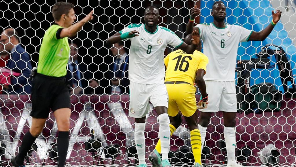 Aliou Cissé très déçu par le 2e but pris par le Sénégal