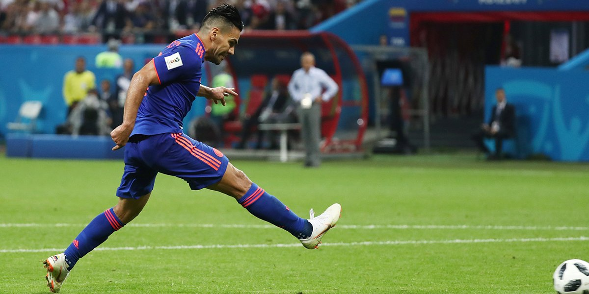 Falcao fait le break pour la Colombie (2-0)