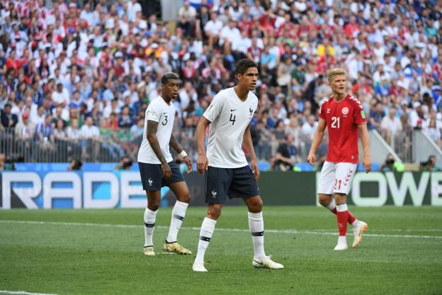 La France et le Danemark mettent fin à la série des matchs sans 0-0 du Mondial
