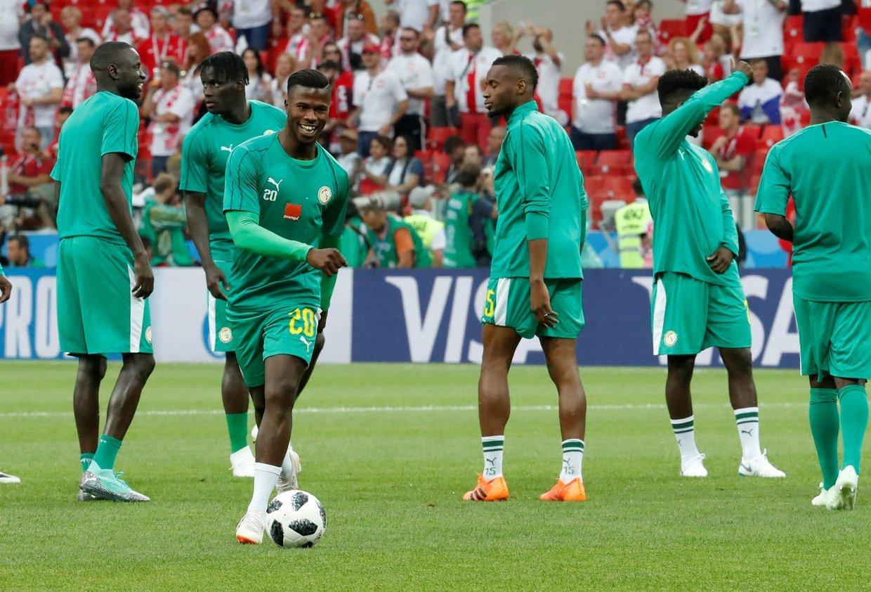Onze de départ contre la Colombie: Kouyaté, Diao Baldé et Gassama titulaires