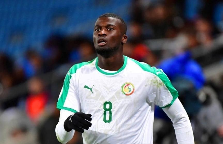 Mbaye Niang sera suspendu en cas de qualification en Huitièmes de finale