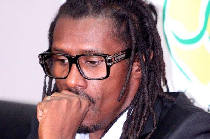 """Aliou Cissé après le match : """"le Sénégal ne méritait pas de se qualifier"""""""