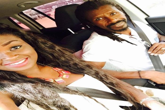 Le soutien de la fille d'Aliou Cissé à son père