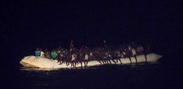 Migrants : trois bébés morts au large de la Libye