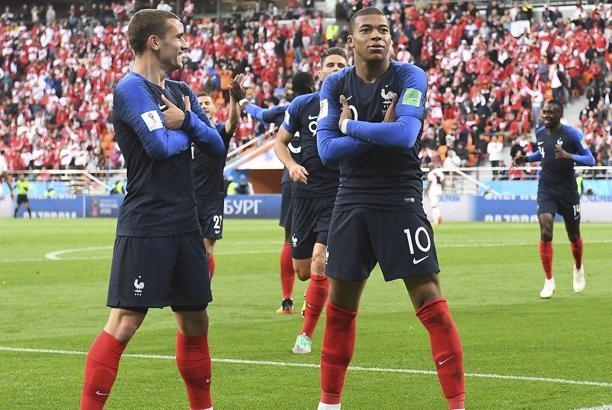 #FRA #ARG : Mbappé redonne l'avantage à la France (3-2)