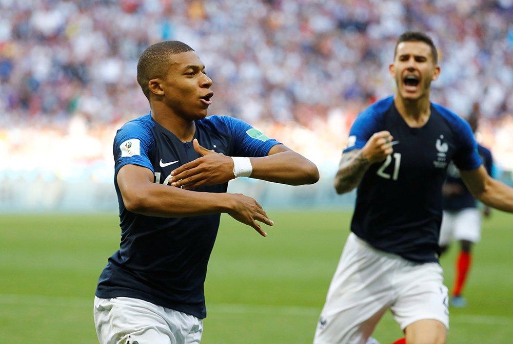 #FRAARG : Mbappé assomme l'Argentine (4-2)