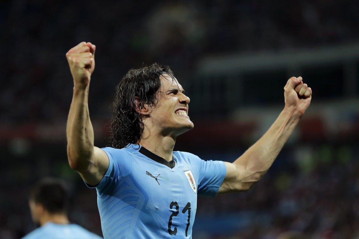 #URUPOR : L'Uruguay élimine le Portugal (2-1)