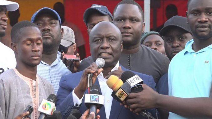 Idrissa Seck et Rewmi demandent à Macky de libérer Khalifa Sall