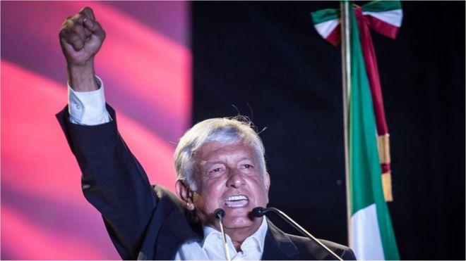 Le parti de gauche remporte la présidence mexicaine