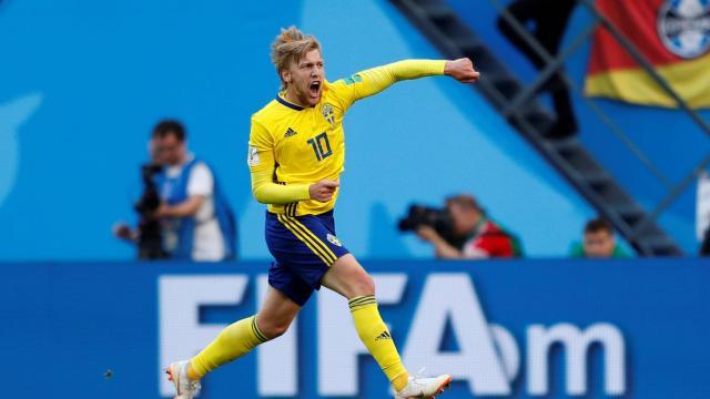 #CM2018 : la Suède gagne son ticket de quart de finale !