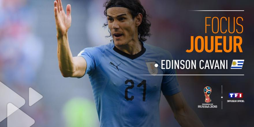 "Edinson Cavani ""quasiment forfait"" pour Uruguay-France"