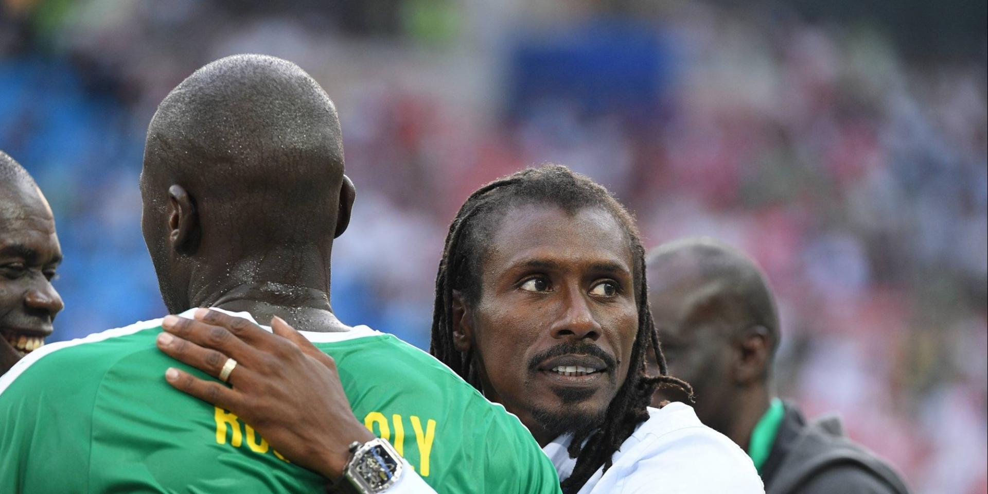 """Aliou Cissé : """"je compte rester à mon poste pour remporter la CAN 2019"""""""