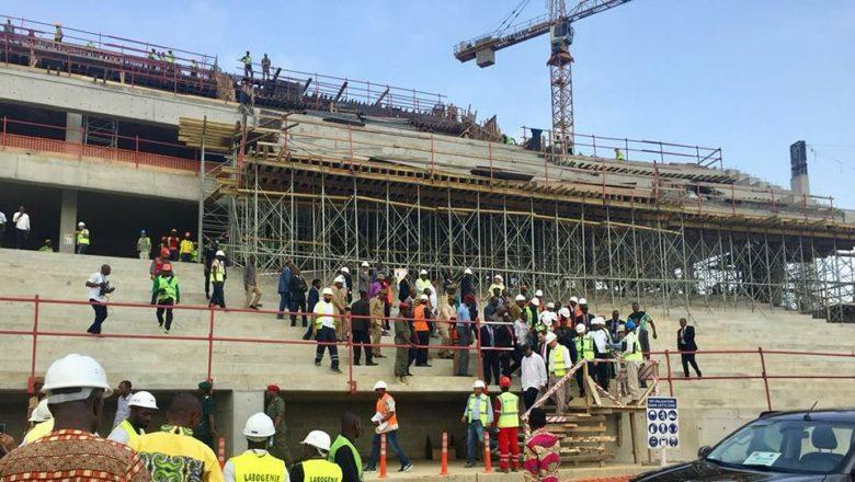Cameroun : les chantiers de la Can 2019 à l'arrêt pour défaut de paiement des salaires