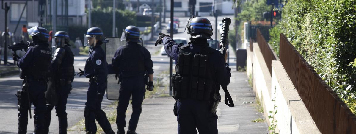 Jeune tué à Nantes : le policier avoue avoir tiré par accident